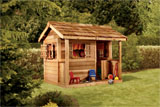Kids Club Cabin Playhouse pic