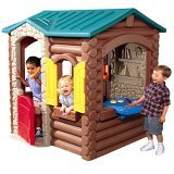 Little Tikes Log Cabin pic