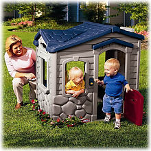 Little Tikes Magic Doorbell Playhouse pic