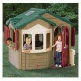 Naturally Playful Welcome Home Playhouse pic